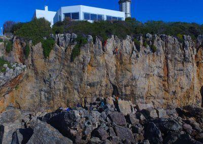 Climbing-in-Sintra