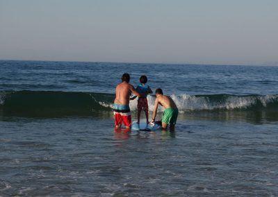 SUP-at-Baleal-Beach