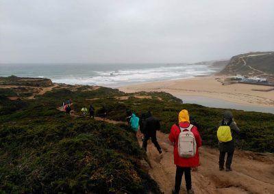 Trekking-Foz-do-Lisandro-beach
