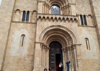 Old cathedral_Coimbra