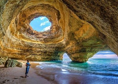 Benagil cave_Algarve